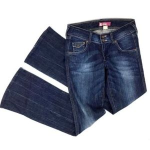 H&M Fit & Star Bootcut jeans Size 26 4 Long
